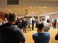 Bijeenkomst met Glastuinbouw Nederland