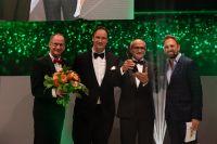 Plantion wint prestigieuze TASPO AWARD in Duitsland