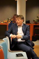 Sjaak van der Tak deelt visie met tuinders Arnhem-Nijmegen