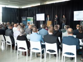 High tech meets Biomass - event na één keer op de kaart