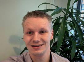 Gerrit van Giessen start bij Flynth